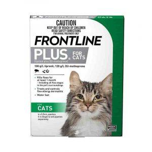 frontline plus cat